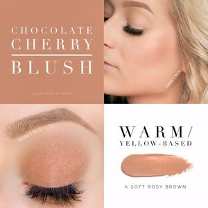 Chocolate Cherry BlushSense